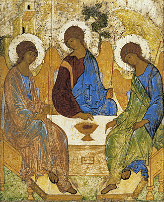 The Life in us of the Most Holy Trinity