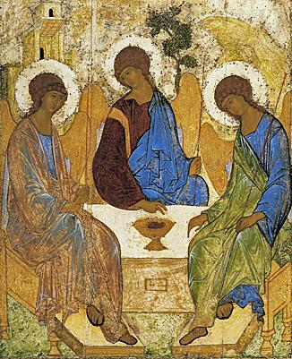Trinity Rublev